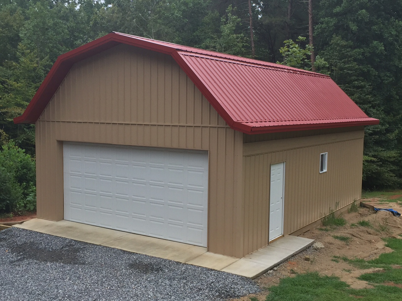 100 gambrel roofs 100 barn roof design building a Gambrel roof pole barn